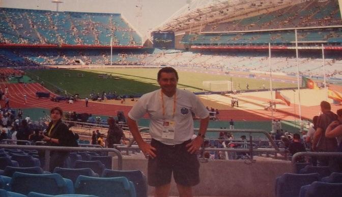 Olympic Sydney Stadium II